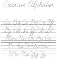 Penmanship Practice Sheet Create Cursive Writing Worksheets Printable Cursive