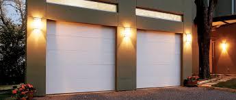 flush panel garage doorGarage Doors Toronto  Trusted Garage Door Manufacturer  Overhead