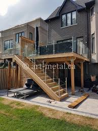 how deck railing height is regulated in ontario