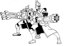 Konabeun Zum Ausdrucken Ausmalbilder Clone Wars 13399