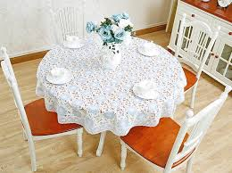 round table cloths family table cloth round table mat small round table cloth lace european pvc round table