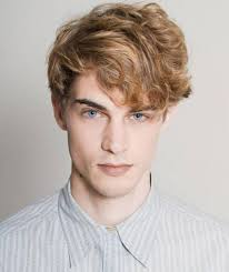 Mens Wavy Hair Style short curly hairstyle men mens hair on pinterest men hair men 6674 by wearticles.com