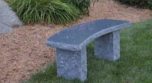 concrete garden bench garden bench