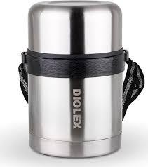 <b>Термос</b> Diolex, DXF-1000-<b>1</b>, серебристый, <b>суповой</b>, <b>1 л</b> — купить ...
