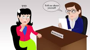 how to answer tell us about yourself examples job interview trouble by illeye