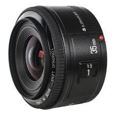 <b>Объектив YONGNUO</b> 35mm F2.0 для камер <b>Canon</b> — купить в ...