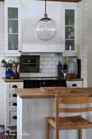 West Elm Kitchen Table Globe Pendant Light From West Elm In A Kitchen Spotted West Elm
