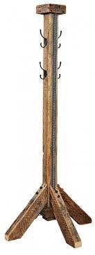 office coat hanger. [Accessories] Fancy Standing Coat Rack Design Inspiration: Trendy Brown Rustic Wood Office Hanger