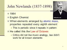 Periodic Table & Periodic Law - ppt video online download