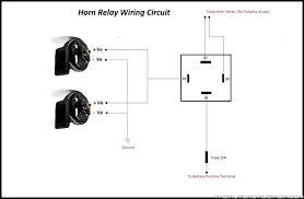 4 pin horn relay wiring 4 printable wiring diagram database 4 pin relay wiring diagram horn jodebal com source
