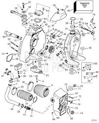 volvo penta exploded view schematic transom shield sx c sx c exploded view schematic