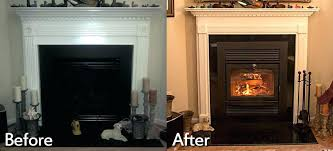 converting gas fireplace to wood converting a fireplace to a wood stove fireplace installations wooden sun