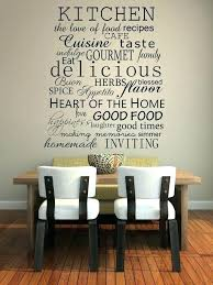 wall sayings wall sayings for kitchen kitchen decals for walls kitchen words decorative subway art style wall sayings