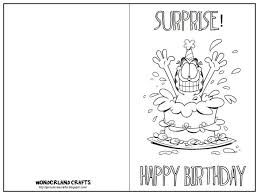Enjoy them and make someone special to you feel even more special. Free Printable Birthday Coloring Cards For Kids Best Happy Birthday Wishes