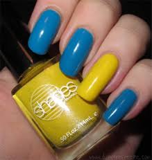 Yellow Nail Art | nails10