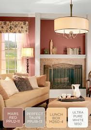 Tuscan Colors For Living Room Cozy With A Touch Of Behr Paint In Tuscan Elegance This Color