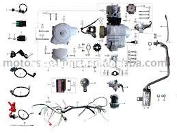 125cc atv engine diagram 125cc wiring diagrams online