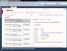 Visual Studio Extension Of Microsoft All In One Code