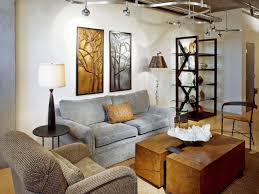 Living Room Lighting Tips HGTV - Livingroom lamps