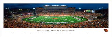 Oregon State Football Seating Chart Reser Stadium Facts Figures Pictures And More Of The