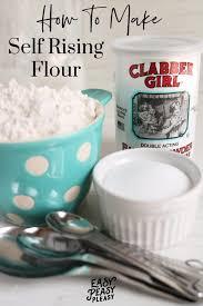 self rising flour subsute using 3