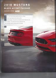 2018 ford order guide. beautiful ford 2018 mustang order guide  ford to ford order guide a