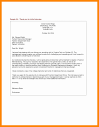 Letter Format Thank You After Interview For Email Samples Best Of
