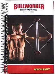 Original Bullworker Exercise Chart Bullworker Bow Classic Spiral Bound Instructional Manual With 90 Day Fitness Routine And Planner