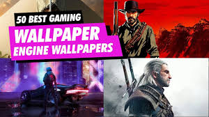 Best Gaming Wallpaper Engine Wallpapers ...