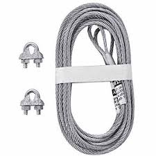 garage door wireStanley Hardware 730680 Garage Door Safety Cable  Walmartcom