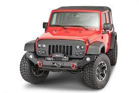 oracle lighting 5817 504 vector grill for 07 18 jeep wrangler jk quadratec