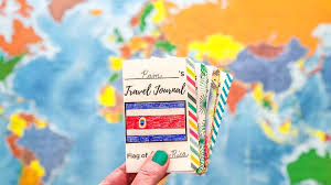 Printable Kids Free Printable Kids Travel Journal Real Travel Mom