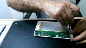Huawei Mediapad 7 youth disassemble ...