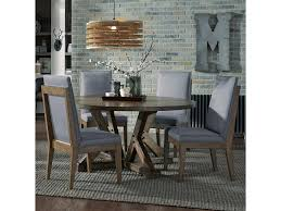 Broyhill Dining Room Table Broyhill Furniture Bedford Avenue 5 Piece Round Table And