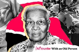 Interview With an Old Person: Gertrude Johnson Howard, 82, from Phoenix.