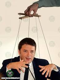 Risultati immagini per Foto del Pinocchietto-Renzi e Di maio