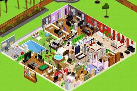 Small Picture 3D Game Design Home