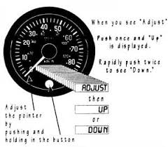 vdocalibration you can fine tune the calibration of the speedometer s analog display the pointer showing miles per hour or kilometers per hour by using speed test