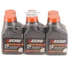 echo power blend smoke 2 cycle oil 50 1