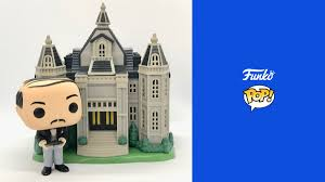 Check out <b>Funko's POP</b>! <b>Town</b> Wayne Manor and Hall of Justice