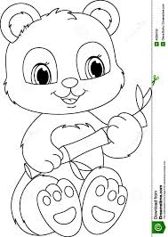 Small Picture Panda Coloring Pages Coloring Pages Kids