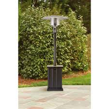 hampton bay 48 000 btu black gas patio heater