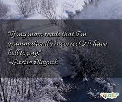 Larisa Oleynik Quotes @Quotio via Relatably.com