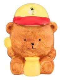 "<b>Elan</b> gallery <b>Горшочек для меда</b> ""Медвежонок"" 250 мл — купить ..."