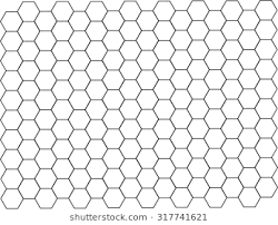 Beehive Pattern Classy Honeycomb Pattern Images Stock Photos Vectors Shutterstock