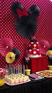 a minnie mouse first birthday decorations and treats all done by me ina s 1st bday party birthday decorations minnie mouse and