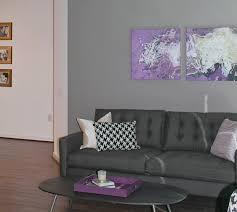 delightful ideas grey and purple living room purple and grey living room decorating ideas