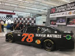 Denver s own Furniture Row Racing team and Martin Truex Jr won