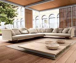 outdoor sectional sofa sabi paola lenti 1 outdoor sectional sofa sabi by paola lenti
