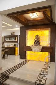 Pooja Room Designs In Living Room Pooja Room Interiors Interior Design Inspiration